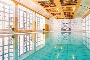 Karlovy Vary ve 4* hotelu s balíčkem procedur, wellness i fitness neomezeně, pitnou kúrou a…...