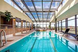 Krakov ve 4* hotelu u centra s wellness neomezeně, fitness a snídaněmi...