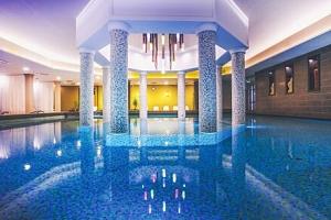 Bükfürdo: Caramell Premium Resort **** s neomezeným wellness o rozloze 2 000 m², klubem pro děti a…...