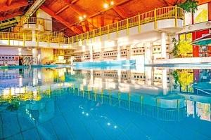 Maďarsko: Zalakaros v Hunguest Hotelu Freya *** se vstupem do termálů o rozloze 5 000 m² + polopenze...