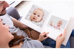 Fotoknihy ve formátu A4 z vlastních fotografií na výšku nebo šířku...