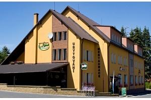 Aktivní pobyt v CHKO Český les včetně polopenze a bowlingu...