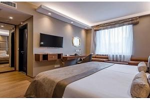Luxusní ubytování v hotelu v Budapešti se snídaní, wellness a SPA...