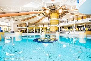 Sárvár ve 4* hotelu Park Inn s neomezeným vstupem do termálů – varianty all inclusive nebo polopenze...