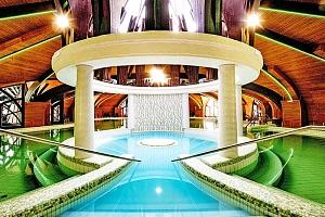 Zalakaros ve 4* hotelu Park Inn s termály neomezeně a all inclusive nebo polopenzí...