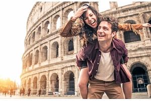 Super pobyt v centru Říma pro 2 osoby s bohatou snídaní...