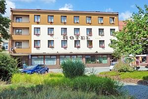 Vysočina v hotelu v centru města Chotěboř s polopenzí – i na Velikonoce...