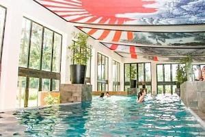 Maďarsko u Egeru: Oxigén Hotel **** s přepychovým wellness, polopenzí a animacemi + dítě do 11 let…...