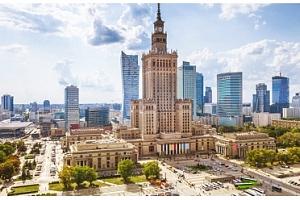 Rodinný pobyt ve Varšavě pro 2 osoby a 2 děti zdarma se snídaní...