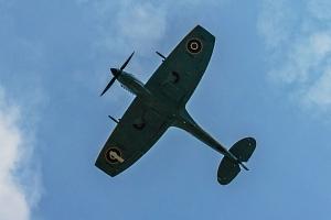 Pilotem na zkoušku Brno: simulátor letounu Spitfire (30 minut)...