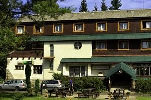 Letní dovolená v hotelu Maxov v Jizerských horách. Sauna v ceně!...