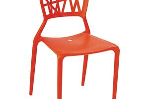 Židle BUSH červená...