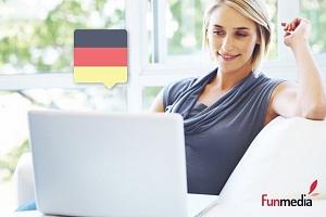 Online kurz němčiny na 1 rok - možnost vyzkoušení zdarma! - **Multimediální online** výuka němčiny…...