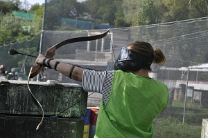 Archery- paintball s lukem...