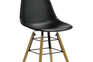 Jídelní židle Lyon, černá...