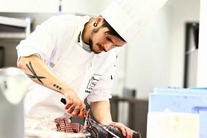 Online kurz vaření se šéfkuchařem - mořské plody...