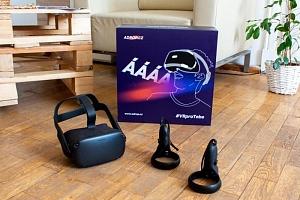 Půjčení virtuální reality až domů + 10 VR her...
