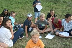 Easy English camp v jižních Čechách...