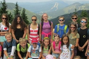 Tábor v Krkonoších na jeden nebo dva týdny...