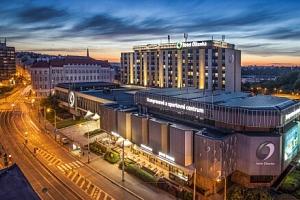 Praha: Congress & Wellness Hotel Olšanka **** s neomezeným wellness a polopenzí + 2 děti v ceně...