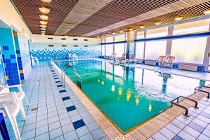 Luhačovice: Hotel Harmonie *** s lázeňskými procedurami, bazénem a all inclusive stravou a nápoji...