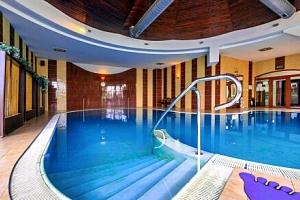 Velký Meder jen 450 m od termálů v Penzionu Betty *** s neomezeným vstupem do wellness s bazénem +…...