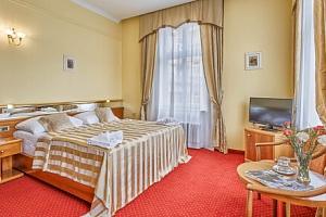 Karlovy Vary: FIT pobyt v Park Spa Hotelu Sirius **** s 6 procedurami, odpoledními koktejly a plnou…...