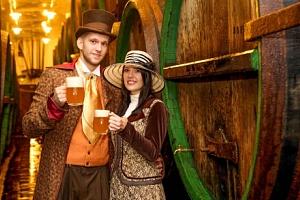 Plzeň v Hotelu Victoria *** s prohlídkou pivovaru a ochutnávkou piva či se saunou a masáží +…...