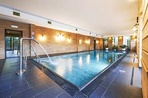 Polské Krkonoše na hranicích s Českem v luxusním Cristal Resortu s krásným wellness + 2 děti do 12…...