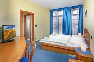 Karlovy Vary: 8 dní v Hotelu Růže **** s 15 léčebnými procedurami, vstupem do Alžbětiných lázní +…...