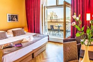 Praha přímo v centru v Hotelu Amarilis **** se snídaněmi a privátním wellness + dítě do 6 let zdarma...
