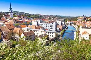 Vysočina: Pobyt v centru Třebíče u památek UNESCO v Hotelu Solaster *** s polopenzí a kávou s…...