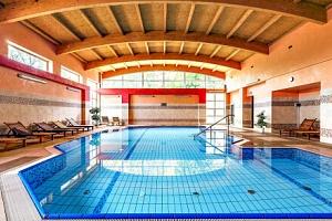 Polsko: Kudowa Zdrój jen 5 minut od hranic v hlavní budově Hotelu Kudowa **** s wellness a polopenzí...