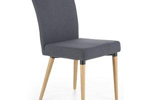 Jídelní židle K273 granátová Halmar...