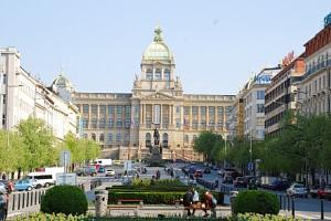 Praha na Václavském náměstí v exkluzivním 5* Hotelu Ambassador Zlatá Husa + snídaně a dítě do 12…...