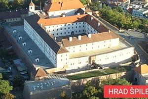 Poznejte celý hrad Špilberk a jeho kasematy...