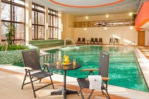 Mariánské Lázně: Luxusní pobyt v Chateau Monty Spa Resortu **** s Římskými lázněmi, 8 procedurami a…...