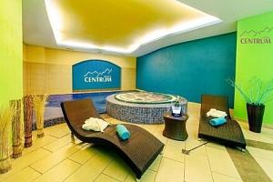 Krkonoše v Hotelu Centrum Harrachov *** s bazénem, saunou, procedurami, polopenzí + slevová karta...