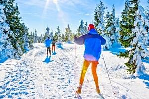 Krkonoše: Zimní pobyt pro lyžaře v Hotelu SPA Bílý Hořec *** s polopenzí a neomezeným wellness...