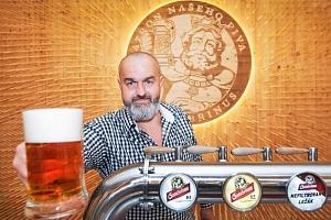 Prohlídka pivovaru Gambrinus s ochutnávkou...