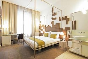 Praha blízko centra a MHD v moderním Hotelu Pure White **** se snídaní formou bufetu a pozdním…...