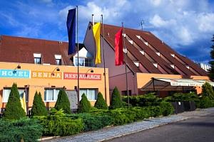 Benešov u Prahy a zámku Konopiště: Pohodový pobyt v Hotelu Benica *** s bowlingem, golfem a…...
