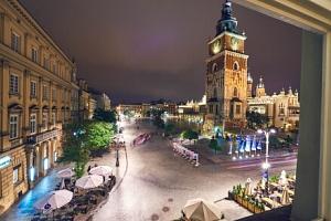 Polsko: Pobyt v Krakově přímo na náměstí v historickém centru v Hotelu Imperial *** se snídaní +…...