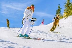 Krkonoše blízko lanovky na Sněžku a ski areálů v Hotelu Tetřívek s polopenzí...