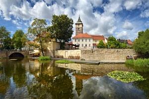 Poznejte Plzeň z Hotelu Ibis *** s komentovanou prohlídkou města, wellness a snídaní + dítě do 12…...