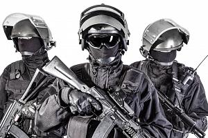 Dárkobox Army day...