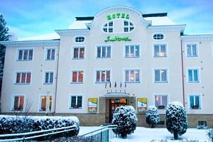 Krušné hory u Karlových Varů: Hotel Subterra *** s wellness, polopenzí a slevami do muzeí i…...