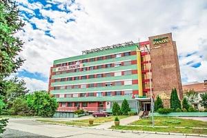 Jižní Morava: Hodonín v Hotelu Panon *** s polopenzí a balíčkem různých slev + možnost degustace...