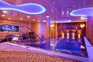 Hotel Ambiente **** v Karlových Varech s wellness, procedurou a polopenzí...