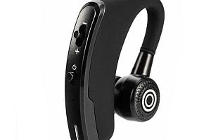 Bezdrátové bluetooth handsfree sluchátko HP31 a poštovné ZDARMA!...